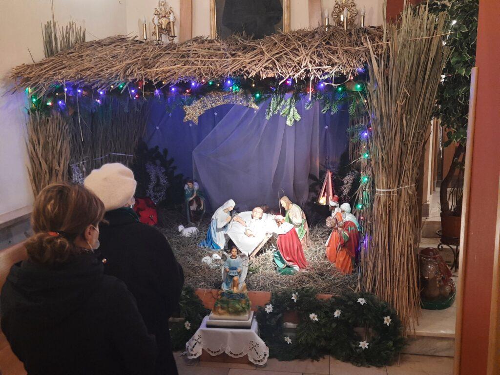 pasterka Roraty parafia Milosierdzia Bozego w Modlniczce
