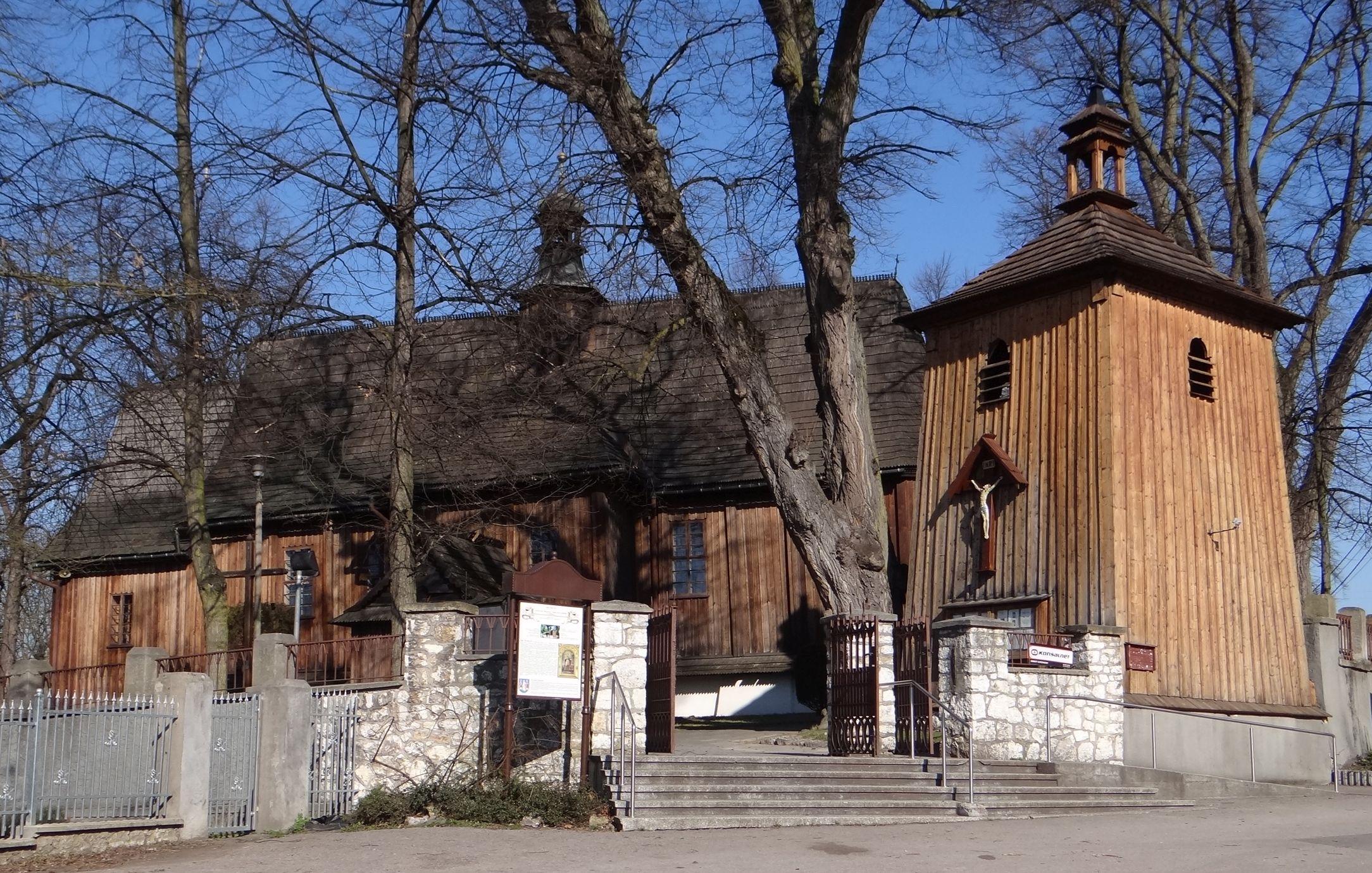 Modlnica kościół